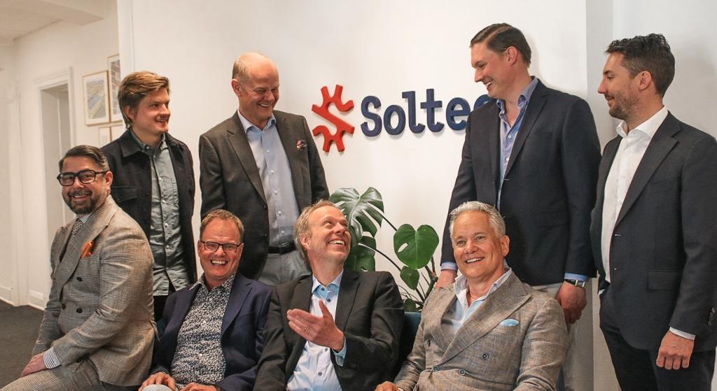 VD grupp koncern Soltech